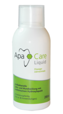 APA-CARE Liquid płynne szkliwo do płukania 200ml