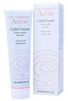AVENE COLD CREAM Krem Do Skóry Suchej 100 ml - 721