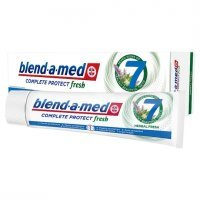 Blend-a-med complete protect FRESH ziołowa 100ml