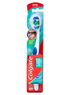 COLGATE 360  WHOLE MOUTH  CLEAN  Szczoteczka do Zębów Medium 00