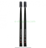 CURAPROX 5460 szczoteczki black is white DUO BLACK BLACK