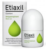 ETIAXIL COMFORT ROLL-ON 15 ml Delikatna Skóra