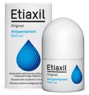 ETIAXIL ORIGINAL ROLL-ON 15ml SILNA POTLIWOŚĆ
