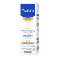 MUSTELA Krem do twarzy z Cold Cream 40ml