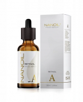 NANOIL SERUM DO TWARZY Z RETINOLEM WITAMINA A 50ml