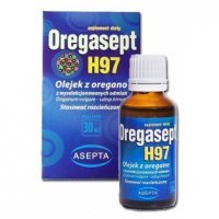 OREGASEPT H97 OLEJ Z OREGANO 30 ml