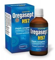 OREGASEPT H97 olejek z oregano krople 100 ml