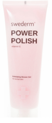 SWEDERM Power Polish vit E żel pod prysznic 250ml